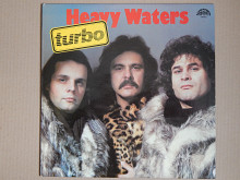 Turbo ‎– Heavy Waters (Supraphon ‎– 1113 3839) NM-/NM-