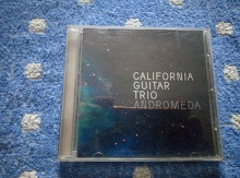 California guitar trio-Andromeda-jazz