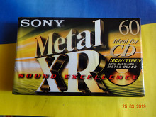 Sony Metal XR 60