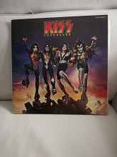 Пластинка KISS destroyer япония