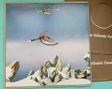 YES - YESSHOWS , 2lp , 1980 / SD 2-510, usa , m//m/m-