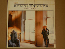 Bonnie Tyler ‎– Hide Your Heart (CBS ‎– 460125 1, Holland) insert EX+/NM-