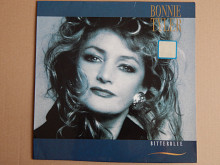 Bonnie Tyler ‎– Bitterblue (Hansa ‎– 212 142, Germany) insert NM-/EX+