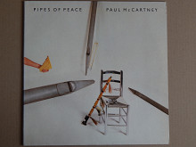 Paul McCartney ‎– Pipes Of Peace (Odeon ‎– 1C 064 1652301, Germany) insert NM-/NM-