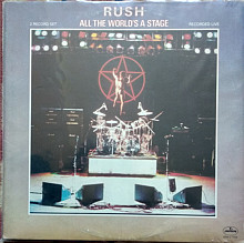 Rush All The World a Stage