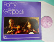 Jean Luc Ponty and Stephane Grappelli / Inner City 1005 , usa , m-/m-
