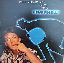 "Paul McCartney  ""Give My Regards To Broad Street"" - LP."