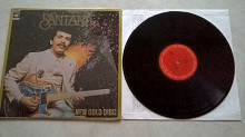 SANTANA NEW GOLD DISC