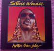 Steve Wonder-Hotter than July