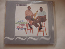 LOUIS ARMSTRONG MEETS OSCAR PETERSON MADE IN GERMANY