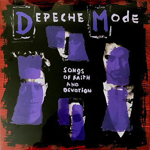 Depeche Mode - Songs Of Faith And Devotion (1993 - 2016) S/S