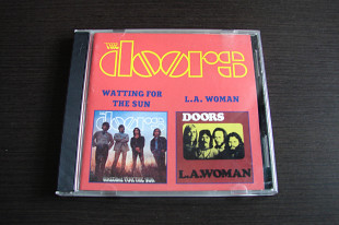 THE DOORS WATTING FOR THE SUN , L.A.WOMAN