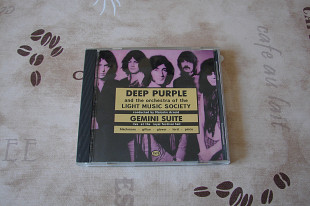 "DEEP PURPLE "" GEMINI SUITE """