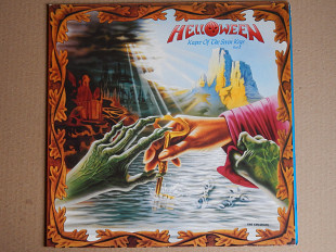 Helloween ‎– Keeper Of The Seven Keys (Part II)(Noise International ‎– N 0117-1, Germany) insert NM-