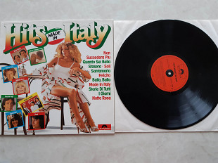 Various ‎– Hits Made In Italy