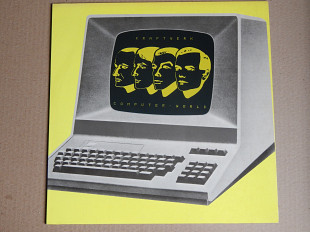 Kraftwerk ‎– Computer World (EMI ‎– 1A 062-64370, Holland) insert NM/NM-