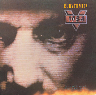 EURYTHMICS 1984 (For The Love Of Big Brother) 1984 USA RCA EX\NM- OIS