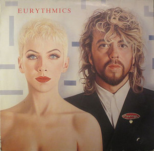 EURYTHMICS Revenge 1986 Ger RCA NM-\NM- OIS
