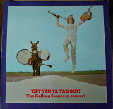 The Rolling Stones-Get Yer Ya-Ya's Out! 1970 (UK Re 70's) [NM / NM-]