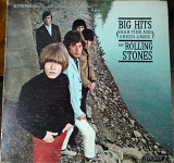 The Rolling Stones-Big Hits (High Tide And Green Grass) (with Booklet) 1966 (US) [NM / NM-]