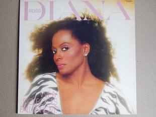 Diana Ross ‎– Why Do Fools Fall In Love (Capitol Records ‎– ECS-81456, Japan) insert NM/ NM-