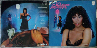 Donna Summer - Bad Girls 1979 (2 LP, Holland) (EX/EX)