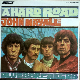 John Mayall_A Hard Road