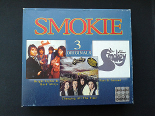 Smokie - 3 Originals Albums Box Set