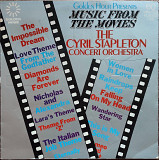 The Cyril Stapleton Concert Orchestra – Golden Hour Presents Music From The Movies