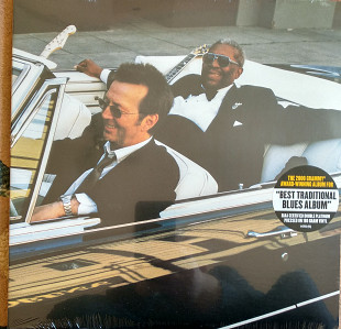 Eric Clapton With B.B. King_Riding With The King