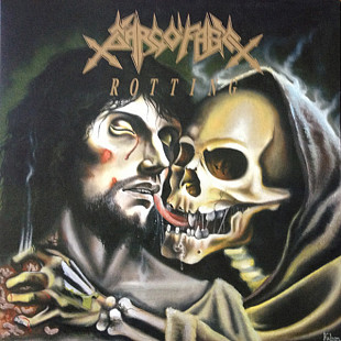 Sarcofago - Rotting (LP)