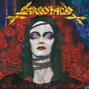 Sarcófago ‎– The Laws Of Scourge (LP)