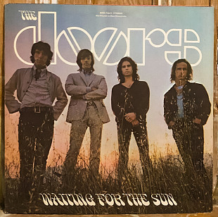The Doors ‎– Waiting For The Sun 1968 Elektra Ger NM-/NM-