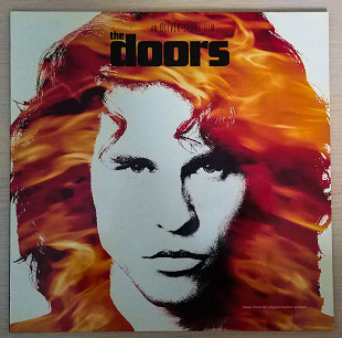 The Doors ‎– ''The Doors'' (Music From The Original Motion Picture) 1991 Elektra Ger NM-/NM-