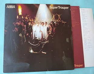Abba - Super Trouper 1980 / DSP-8004 , Japan , m-/m-