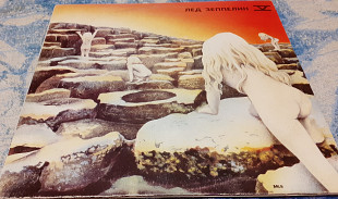 Пластинка Led Zeppelin (Houses Of The Holy) 1973.
