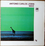 Antonio Carlos Jobim ‎– Wave (1967)(made in Yugoslavia )