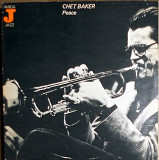 Chet Baker ‎– Peace (Amiga Jazz 8 56 087 made in GDR)