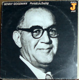 Benny Goodman – Portrat in swing (Amiga Jazz 8 50 237 made in GDR )