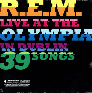 R.E.M.- Live At The Olympia: Special Edition