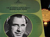 Hans Hotter - Gerald Moore - Great German Songs -Album 2 (LP, Album, Mono)