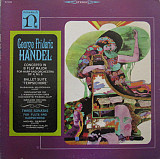 George Frideric Handel* - Concerto In B Flat Major For Harp And Orchestra Op. 4 No. 6 / Ballet Suite
