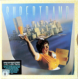 Supertramp- Breakfast In America: 30th Anniversary Super Deluxe Edition