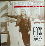 Joe Grushecky and The Houserockers – Rock and real (1989)(made in Germany)