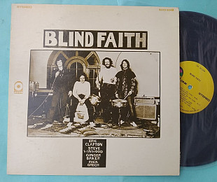 BLIND FAITH ( ERIC CLAPTON ) / ATCO SD33-304 , usa , m-/vg++