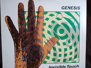 "Genesis ""Invisible Touch""; Atlantic (USA) 1986"