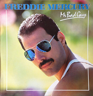 Freddie Mercury ЕХ Queen ‎ (Mr. Bad Guy) 1985. (LP). 12. Vinyl. Пластинка. Holland.