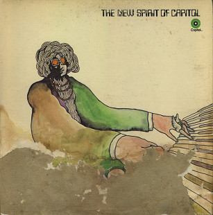 "Various ‎– ""The New Spirit Of Capitol"" (US 1970)"