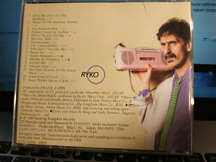 FRANK ZAPPA ''BROADWAYTHE HARD WAY''CD