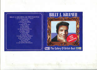 Продаю CD Billy J. Kramer with The Dakotas.